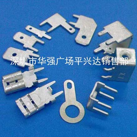 PC板焊接端子/接线端子/五金端子