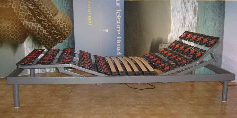 电动排骨床架