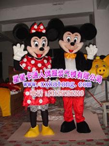 米老鼠卡通服装