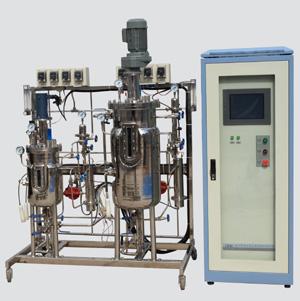 KRH-PJ-10L/50L中试发酵罐