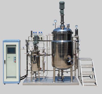 KRH-PJ-50L/500L中试发酵罐