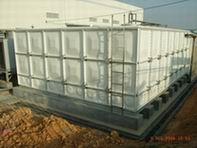 SMC玻璃钢水箱(装配式)