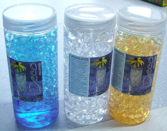 高吸水树脂水晶泥海洋宝宝膨胀玩具