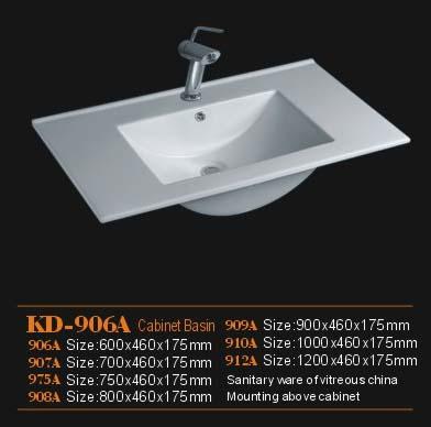 陶瓷薄边盆KD-906A