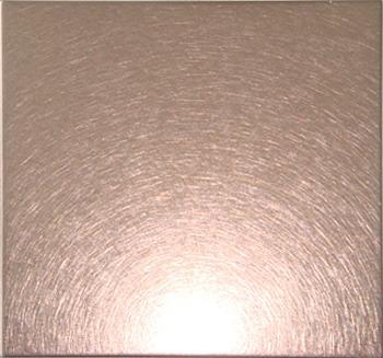 彩色不锈钢和纹板