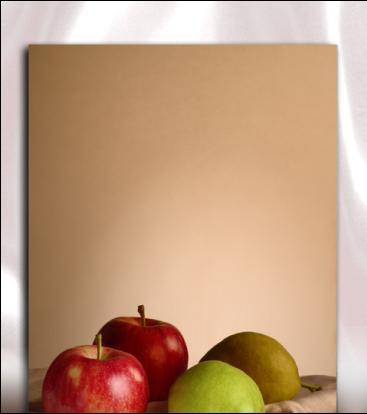 彩色不锈钢古铜色镜面板