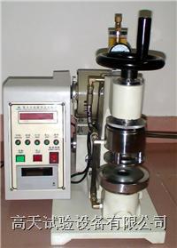 破裂强度试验机/纸箱耐破试验机/高天仪器