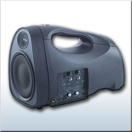 声创便携式无线扩音机