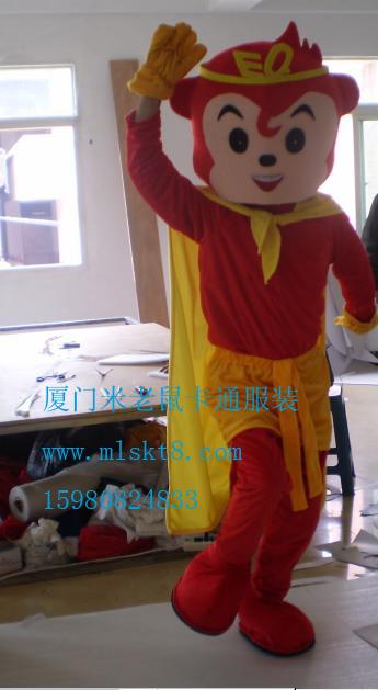 销售福建厦门米老鼠卡通服装/动漫卡通/开业庆典服装/湖南