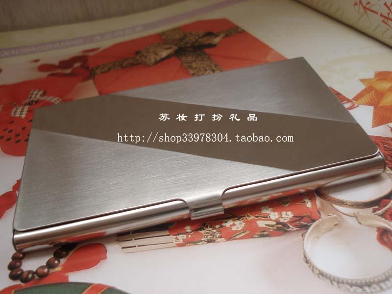 金属名片夹/名片盒
