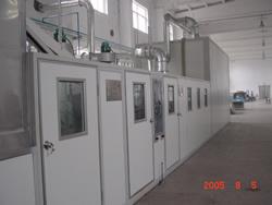 干式喷漆室  涂装设备