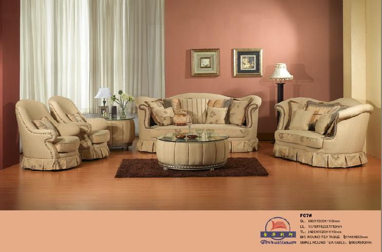 古典欧式沙发 f07