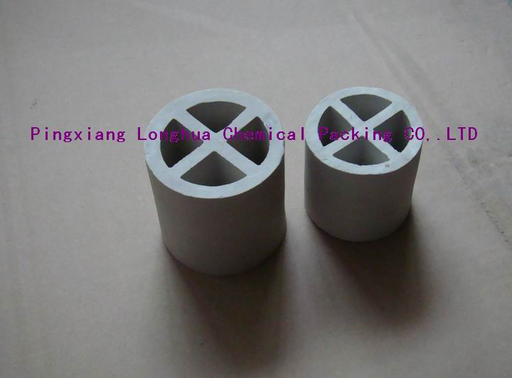 陶瓷十字环填料