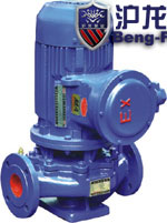 ISGY立式防暴管道泵