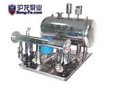 不锈钢变频供水设备