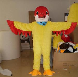 福建海峡专业生产卡通服装/开业庆典服装/毛绒卡通玩具老鹰