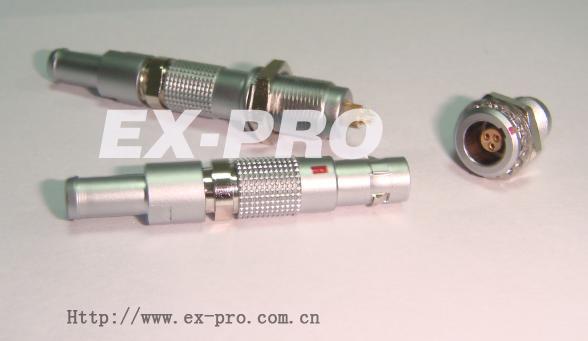 供应高精密,多芯端子连接器,与lemo,odu互换