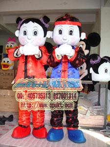低价出售出租卡通服装,卡通人物,卡通玩具礼品,卡通金童玉女服装