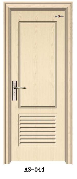 供应安实免漆门 拼装门 烤漆门 木门 室内门 PVC门