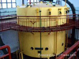 二手大豆预处理浸出设备生产线
