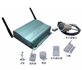 GSM防盗报警器G60