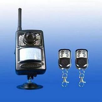 GSM防盗报警器G80
