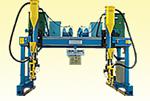 H型钢龙门式自动焊接机