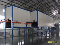 管件涂装生产线 涂装设备