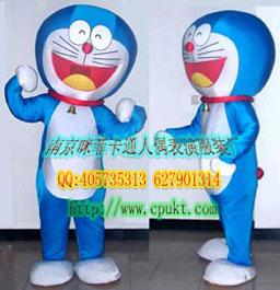 供应卡通服饰,卡通人偶服饰,卡通机器猫服装,卡通庆典服饰