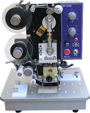 电动打码机-铝箔袋打码机-皮革打码机