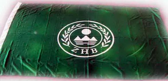旗帜(中环保标志,ZHB)