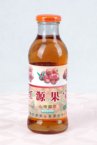 400ml山楂醋饮料