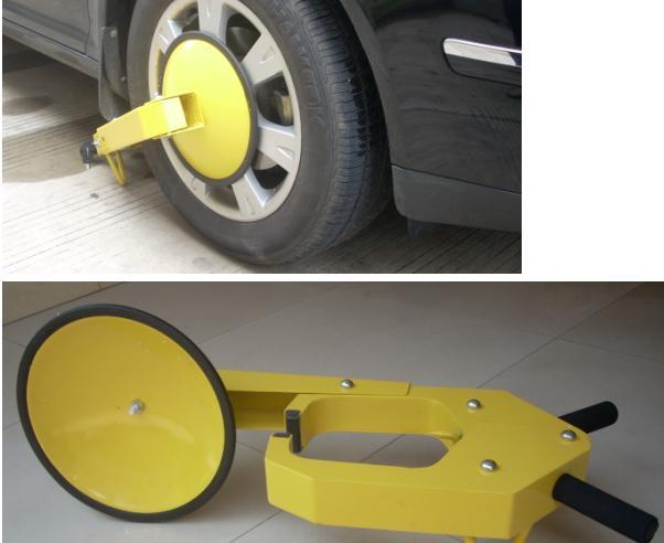 汽车轮胎防盗锁,最好的汽车防盗锁汽车防盗器