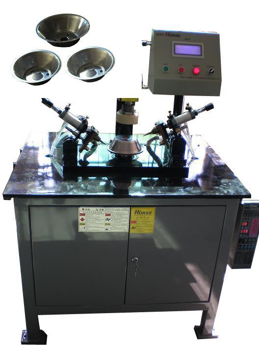 合肥骏腾发榨汁机滤网专用焊机