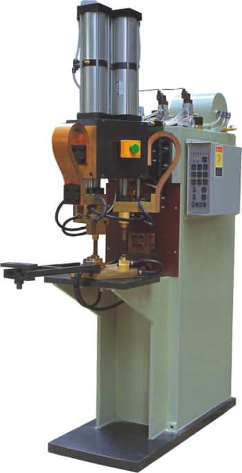 合肥骏腾发空调背板螺栓焊接机