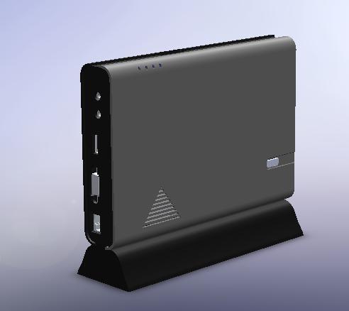 微型电脑盒