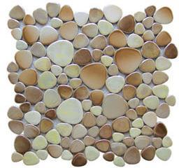 陶瓷卵石马赛克