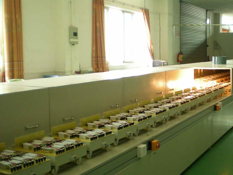 电子变压器自动老化线