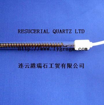碳纤维石英电热管