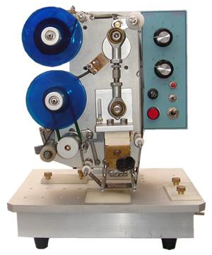 色带打码机,复合薄膜打码机,武汉打码机(电动型)