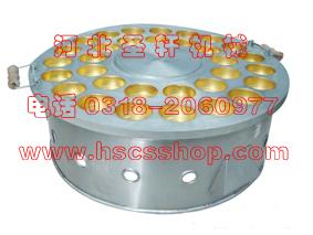32孔不粘膜红豆饼机|车轮饼机|红豆饼机|大判烧机|车轮饼配方|