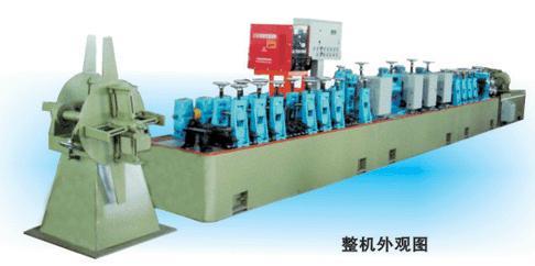 不锈钢制管机 不锈钢管生产线设备