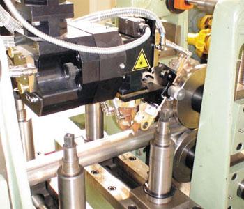 不锈钢制工业焊管机 不锈钢管生产线设备