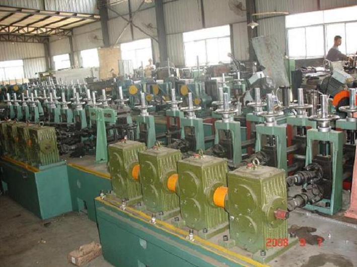 不锈钢管生产线设备