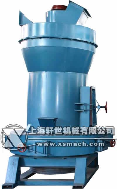 上海轩世供应高压磨 球磨机雷蒙磨 磨粉机 磨机 研磨机 高压微粉