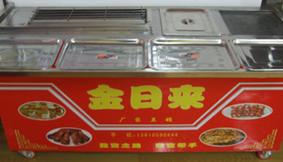 小吃车,多功能小吃车,无烟烧烤车,北京环保小吃车