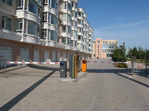 供应智能小区停车场的车辆管理系统-莫水灵门禁控制器