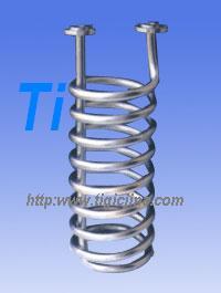 钛换热器、冷凝器、加热器、薄膜蒸发器