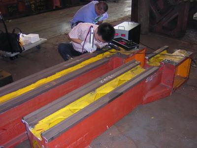 金属缺陷修补冷焊机,模具修补,铸件补焊