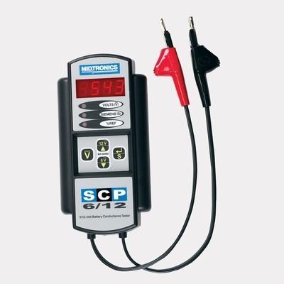 美国密特电动车蓄电池检测仪丨电池车电瓶检测仪 SCP-100